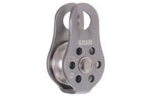 LACD Pulley Fix, small, ball bearing silver